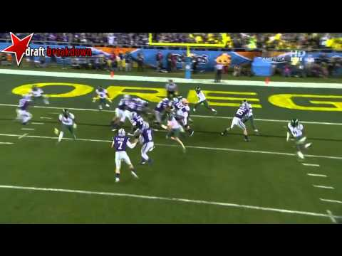 Cornelius Lucas vs Oregon 2012 video.