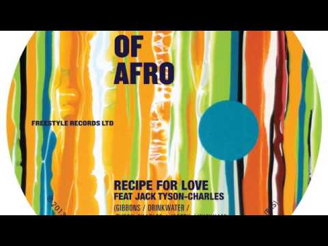 01 Lack of Afro - Recipe for Love [Freestyle Records]
