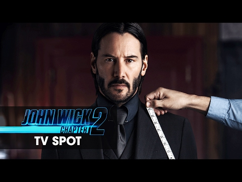 John Wick: Chapter 2 (Super Bowl Spot 'Shade')