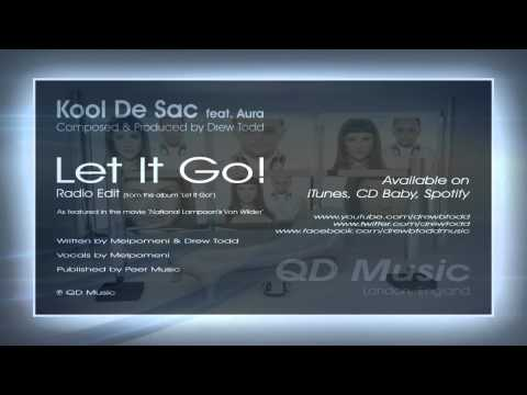 Let It Go (radio edit) (feat. Aura)