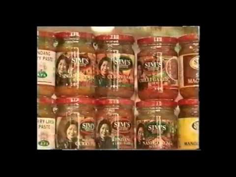 1999 Ethnic Business Awards Finalist – Small Business Category – Sim Hayward – Asian Foods Australia