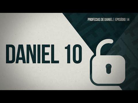 Daniel 10 | PROFECIAS DE DANIEL | Visão do homem vestido de linho | SEGREDOS REVELADOS
