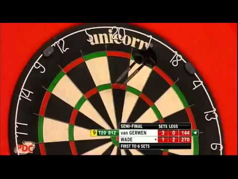 darter - The best darts thrown ever!