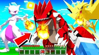 We Had A FIGHT in Minecraft PIXELMON!