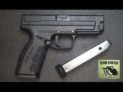 Springfield Armory XD9 Mod 2 Pistol Review