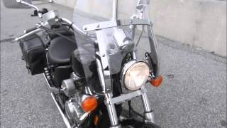 7. 2006 Honda Shadow VLX stock # 9-0094@ Diamond Motor Sports