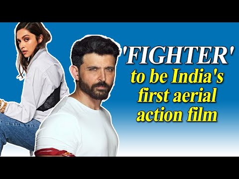 Hrithik Deepika starrer Fighter to be Indias first aerial action film