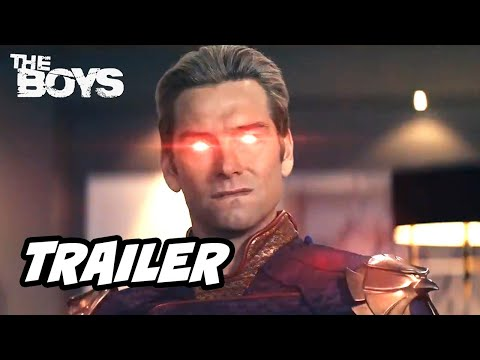 The Boys Season 2 Movie Trailer 2020 Breakdown and Justice League Easter Eggs