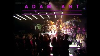 Adam Ant - Goody Two Shoes (TOTP 1982)