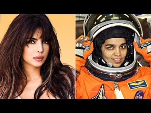 Priyanka Chopra CONFIRMS Playing Kalpana Chawala I