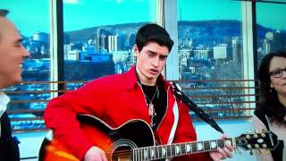 David Thibault - Elvis - Are you lonesome tonight? - YouTube