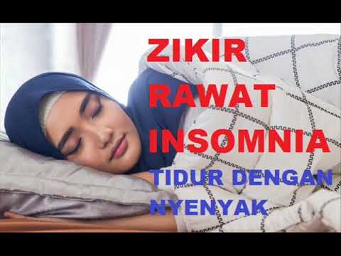 Zikir Mudahkan Tidur | Rawat Insomnia & Susah Tidur