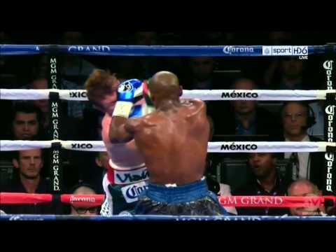 Floyd Mayweather Defensive Genius – Vaikea kaveri osuttavaksi