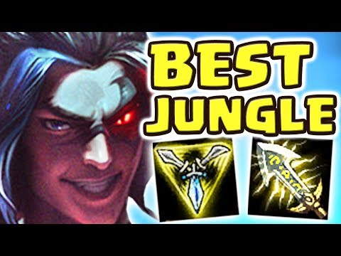 THE BEST JUNGLER EVER CREATED | NEW KAYN JUNGLE SPOTLIGHT