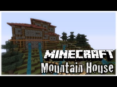 Minecraft Mountain House Mountain house 1604271