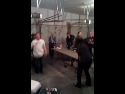 Sojka Family Beer Pong Dance
