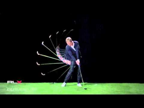 Luke Donald's swing by RLX  Edited Version