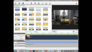 Обучение работы с программой VideoPad Video Editor