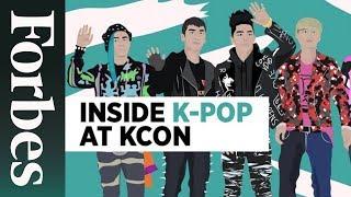 K-Pop: How Digital Media Sparked A Global Phenomenon | Forbes