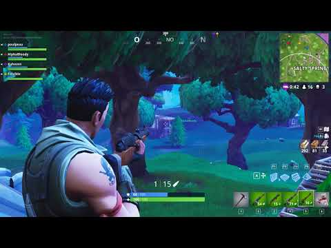 Fortnite,  kill Fusil de chasse