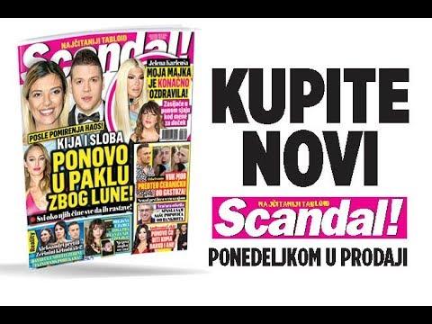 SCANDAL NOVINE: Haos posle pomirenja: Kija i Sloba ponovo u paklu zbog Lune! Jelena KArleuša: Moja majka je konačno ozdravila! Aleksandri prete Zerinini kriminalci!