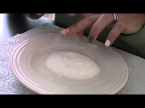 Tutorial de uñas con sal