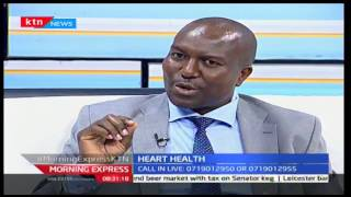 Your Health: Raising awareness on Heart Conditions 28th September 2016