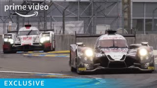 """A lifetime to prepare. 24 hours to win it all. Experience the thrill of the most elite endurance motorsport race in the world in the new Amazon Original Series Le Mans: Racing is Everything available to stream June 9th on Amazon Prime Video. Experience unprecedented access to the best in class teams, high-tech cars, and professional drivers who put it all on the line in what's known as """"the Mount Everest of motorsports.""""» SUBSCRIBE: http://bit.ly/AmazonPrimeVideoSubscribe» Watch Le Mans: Racing is Everything on Amazon Prime Video: http://bit.ly/AmazonPrimeVideoLeMansAbout Le Mans: Racing is Everything:The 24 Hours of Le Mans is a motor race like no other. Taking place in France each year, it is an endurance test for drivers and cars that literally takes 24 hours to complete. Traveling from Kuala Lumpur to the Côte D'Azur, shot in breathtaking 4K and with unprecedented access to six of the teams competing for glory, Le Mans: Racing is Everything is motorsport as you've never seen it before.Get More Amazon Prime Video: Watch More: http://bit.ly/WatchAmazonPrimeVideoNowFacebook: http://bit.ly/AmazonPrimeVideoFacebookTwitter: http://bit.ly/AmazonPrimeVideoTwitterInstagram: http://bit.ly/AmazonPrimeVideoInstagramTumblr: http://bit.ly/AmazonPrimeVideoTumblrAbout Amazon Prime Video:Want to watch it now? We've got it. This week's newest movies, last night's TV shows, classic favorites, and more are available to stream instantly, plus all your videos are stored in Your Video Library. Over 150,000 movies and TV episodes, including thousands for Amazon Prime members at no additional cost.Le Mans: Racing is Everything – Unbelievable  Amazon Prime Videohttps://youtu.be/bQgG0UYqF04Amazon Prime Videohttps://www.youtube.com/c/amazonvideouk"""