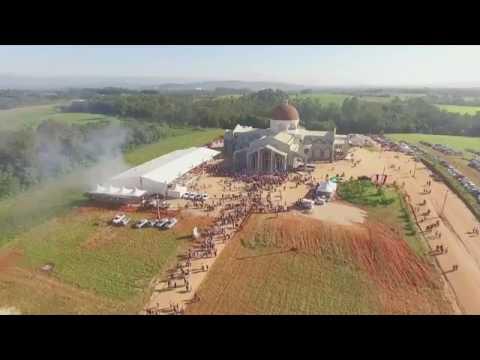 Transmissão Santa Missa de Inauguração 23|04|2017