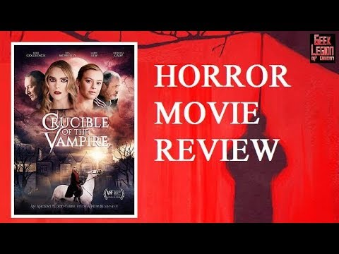 CRUCIBLE OF THE VAMPIRE ( 2019 Neil Morrissey ) Gothic Horror Movie Review