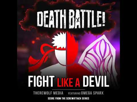 Fight Like A Devil (Death Battle Ryu Vs Jin)