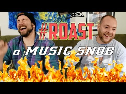 #ROASTME | Mike The Music Snob Reacts