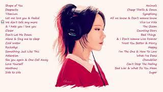 Video 제이플라 J.Fla Cover Songs 2017 (Part 2) MP3, 3GP, MP4, WEBM, AVI, FLV November 2018