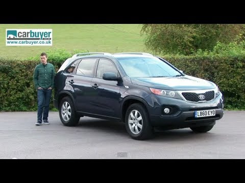 Kia Sorento SUV review – CarBuyer