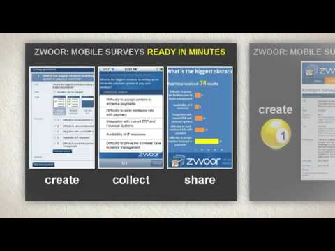 Video of Zwoor Survey