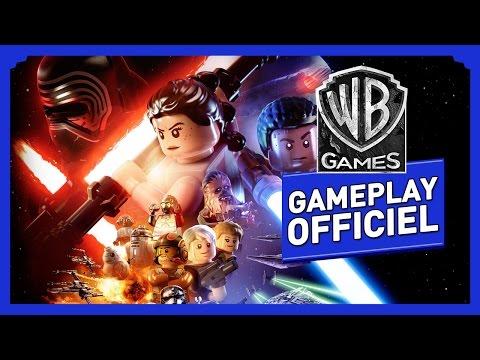 LEGO Star Wars Le Réveil de la Force : vidéo de gameplay