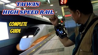 Taoyuan Taiwan  city pictures gallery : From Taoyuan Airport Using Taiwan High Speed Train