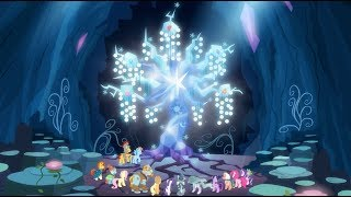 Retrieving the Elements from the Tree of Harmony - Shadow Play