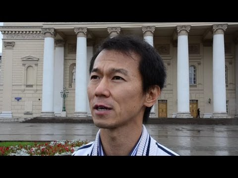 ボリショイ退団の岩田守弘さん、シベリアのバレエ団の芸術監督に