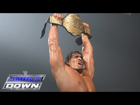 smackdown - 20 Superstars from SmackDown vie for a chance to win the World Heavyweight Championship vacated by Edge.