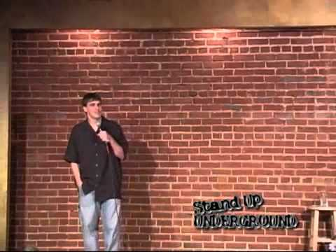 Tom Simmons - Stand Up Comedy 2