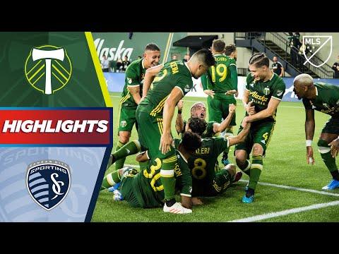Video: Portland Timbers vs. Sporting Kansas City | HIGHLIGHTS - September 7, 2019