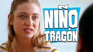 NIÑO TRAGÓN