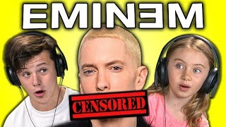 Video KIDS REACT TO EMINEM MP3, 3GP, MP4, WEBM, AVI, FLV Juli 2018
