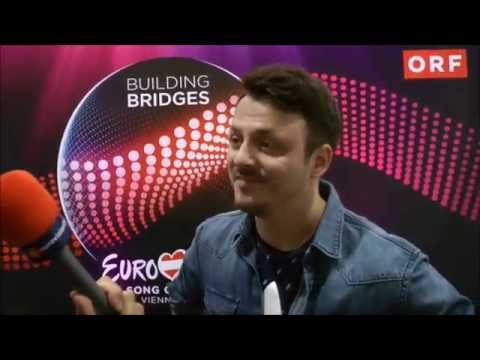 F.Y.R. Macedonia 2015: Interview with Daniel Kajmakoski
