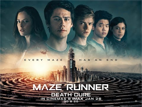 || Hollywood Movie The Maze Runner ||