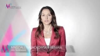 Magdalena Jackowska-Rejman zaprasza na 6 Forum Rozwoju Mazowsza