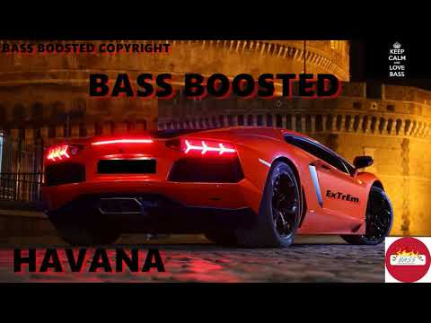 HAVANA-BASS BOOSTED EXTREME