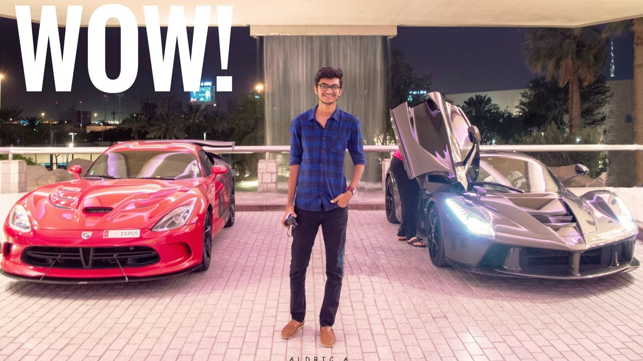 INDIAN MEETS THE RICH BILLIONAIRE OF DUBAI | SUPERCAR VLOG | DUBAI LIFESTYLE