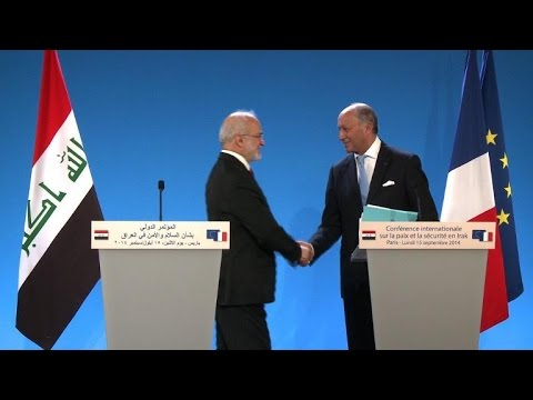 islamic - The world's top diplomats pledged Monday to support Iraq in its fight against Islamic State militants by